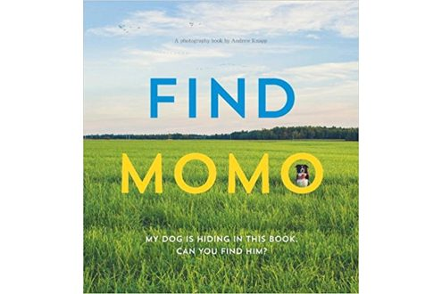 Find Momo: A Photography Book Paperback by Andrew Knapp