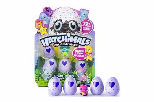 Hatchimals - CollEGGtibles 4-Pack