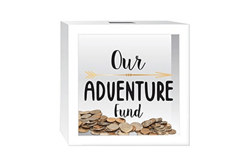 Our Adventure Fund Coin Bank