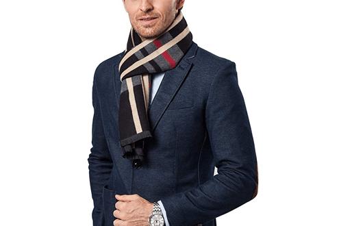 Shubb Men's Fashion Scarves