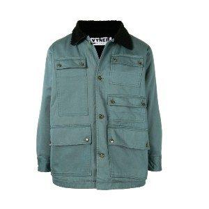 Worker cargo jacket