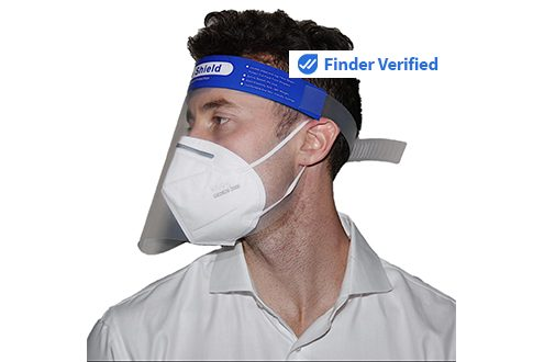 Face Shield - 100 units