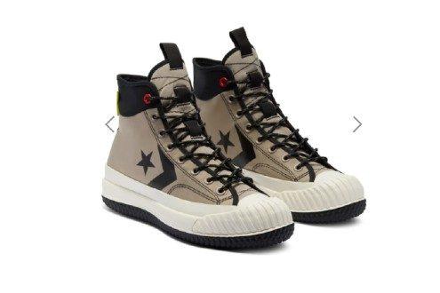 Converse Bosey-MC Hi Gore-Tex sneaker boots in malted