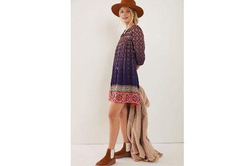 Corinna Tunic Dress