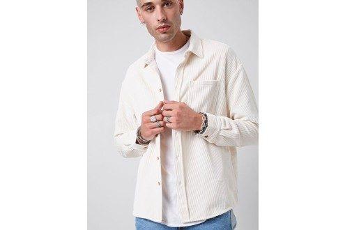 Corduroy Chest-Pocket Jacket