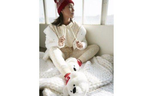 Polar Bear Indoor Slippers