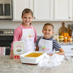 Monthly cooking club for kids