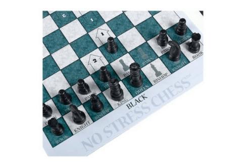 Winning moves no stress chess