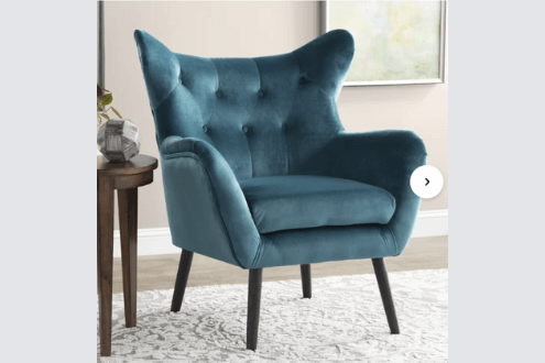 Bouck 21'' wingback chair