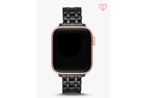 Black Stainless Apple Watch