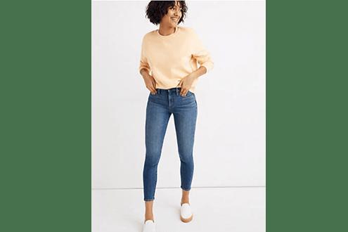Curvy High-Rise Jeans