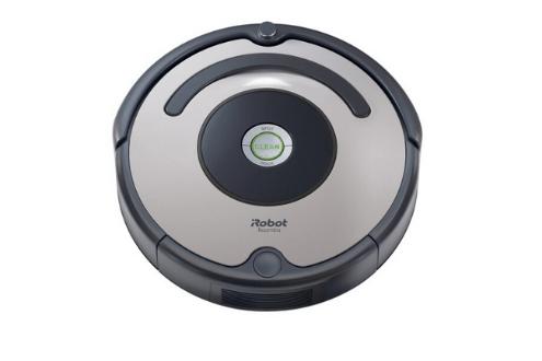 Irobot roomba 677 wi-fi connected robotic vacuum