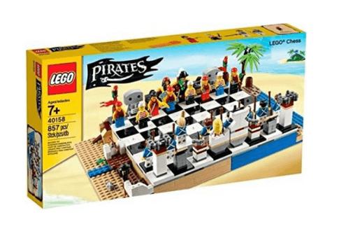 Lego 40158 pirates chess set