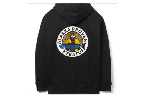 PULLOVER MARTY HOODIE