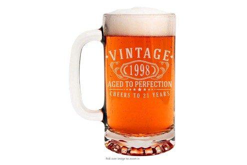 Vintage 1998 Beer Mug