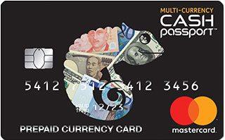 Australia Post Multi-currency Cash Passport review