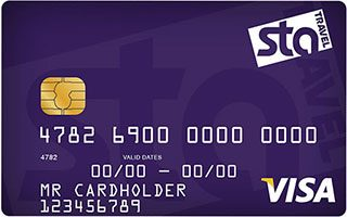 STA Travel CashFLEX Visa Card Review