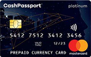 Suncorp Cash Passport Platinum Mastercard Travel Money Card